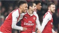 HLV Arsene Wenger: 'Mkhitaryan và Aubameyang sinh ra để chơi cho Arsenal'