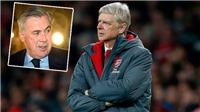 CHUYỂN NHƯỢNG 27/2: Mourinho quyết mua Isco, Ancelotti sẵn sàng thay Wenger, Man City nhắm Mbappe