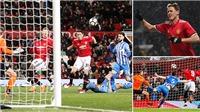 Video bàn thắng và highlights M.U 2-0 Brighton: Lukaku ghi bàn, Matic tỏa sáng