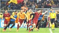 ĐIỂM NHẤN Roma 3-0 Barcelona: Valverde bất lực, Messi sẽ mất Bóng vàng, Dzeko quá hay