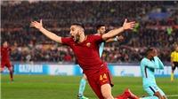 Roma 3-0 Barcelona (4-4 chung cuộc): Đại địa chấn ở Olimpico, Roma ngược dòng kỳ vĩ