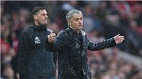 Jose Mourinho: 'M.U xứng đáng thua' Nhiều cầu thủ của tôi như đi dạo trên… cung trăng'