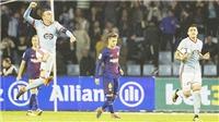 ĐIỂM NHẤN Celta Vigo 2-2 Barca: Cú sốc với La Masia. Dembele đã ghi bàn nhưng chưa đủ