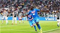 Juventus 0-1 Napoli: Thua sốc ngay trên sân nhà, Juve có nguy cơ mất Scudetto