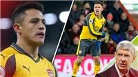 Tin HOT M.U 22/4: Mourinho coi Premier League hơn cúp FA, Sanchez nhắn tin tri ân Wenger, Fellaini đắt hàng