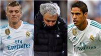 TIN HOT M.U 11/5: Mourinho lại nhắm Perisic. 100 triệu cho cặp Varane-Kroos