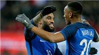 NÓNG: Martial và Lacazette bị loại khỏi tuyển Pháp, lỡ hẹn với World Cup 2018