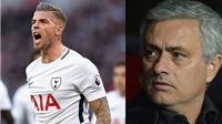 NÓNG: M.U chính thức hỏi mua Toby Alderweireld của Tottenham