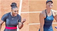 TENNIS 4/6: Djokovic gặp tay vợt bị nghi bán độ, Serena phản pháo Sharapova