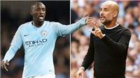 Yaya Toure: 'Pep muốn những cầu thủ biết tuân lệnh và liếm tay ông ta'