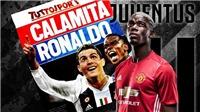 CHUYỂN NHƯỢNG M.U 18/7: Real gạ đổi Bale lấy Lukaku, Inter ra giá Perisic, Pogba về Juve