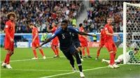 BÌNH LUẬN: Người Bỉ kiến tạo trận đấu, người Pháp tạo ra chiến thắng