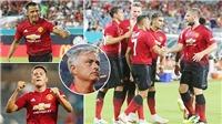 ĐIỂM NHẤN M.U 2-1 Real Madrid:  Sanchez 'lên đồng', Mata, Herrera ghi điểm, hàng thủ cần Maguire