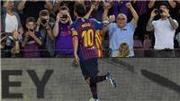 Video clip highlights bàn thắng Barcelona 3-0 Alaves: Messi vẫn xứng đáng là đầu tàu