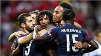 Video clip highlights bàn thắng Arsenal 2-0 Lazio: Aubameyang tiếp tục nổ súng