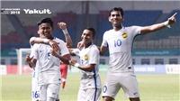 Vòng 1/8 bóng đá nam: Malaysia tin đội nhà sẽ giành huy chương tại ASIAD 2018
