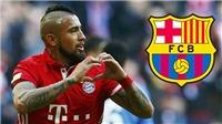 Barca sẽ cần sự dữ dằn của Arturo Vidal