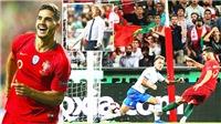Video clip highlight bàn thắng Bồ Đào Nha 1-0 Italy: Truyền nhân Ronaldo lên tiếng