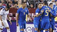 Video clip highlights bàn thắng Brazil 5-0 El Salvador: Điệu samba 5 sao