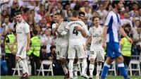 VIDEO Real Madrid 1-0 Espanyol: Chiến thắng nhờ Asensio và VAR
