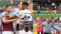 ĐIỂM NHẤN Burnley 0-2 M.U: Lukaku vẫn là cứu tinh của Mourinho. Rashford quá ngây thơ