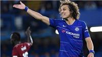 David Luiz: Từ kẻ bị lãng quên thành người hùng ở Chelsea