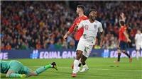 Video Tây Ban Nha 2-3 Anh: Chiến thắng của những người trẻ