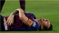 ĐIỂM NHẤN Barcelona 4-2 Sevilla: Thắng to, vẫn lo Kinh điển vì thủ kém và mất Messi
