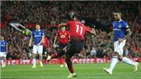 M.U: Mourinho nói gì về sự hồi sinh của Anthony Martial?