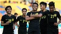 AFF Cup 2018: Malaysia đáng gờm nhất với tuyển Việt Nam