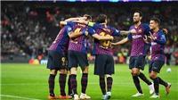 VIDEO Tottenham 2-4 Barcelona: Messi lập cú đúp, đá một trận siêu hạng