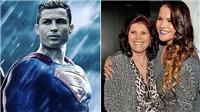 Gia đình đăng ảnh Ronaldo mặc áo siêu nhân, đòi công lý sau cáo buộc hiếp dâm