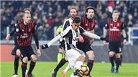 Kết quả giải vô địch Italia vòng 12. Kết quả AC Milan vs Juventus