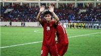 3 trận liên tiếp sạch lưới, hàng thủ là điểm tựa số một của đội tuyển Việt Nam