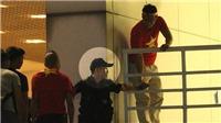 Vụ nhân viên bảo vệ tuồn người vào sân Mỹ Đình bị lên báo nước ngoài