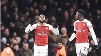 VIDEO Arsenal 1-1 Liverpool: Lacazette ghi tuyệt phẩm, giải cứu Pháo thủ