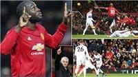 ĐIỂM NHẤN M.U 4-1 Fulham: Young hồi xuân, Lukaku giải hạn, Mata đi vào lịch sử