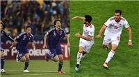 Việt Nam đã tiến bộ, nhưng Asian Cup 2019 vẫn là cuộc chiến Đông - Tây