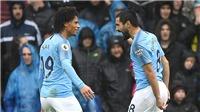 Cúp FA vòng 3: Đại gia thẳng tiến, Man City thắng hủy diệt
