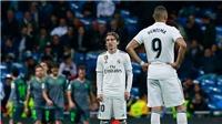CẬP NHẬT sáng 7/1: Real Madrid buông súng, Man City tạo mưa bàn thắng, Thái Lan sa thải HLV