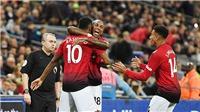 VIDEO Tottenham 0-1 M.U: Rashford ghi bàn duy nhất, Solskjaer kéo dài mạch thắng