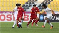 Lịch sử đối đầu Việt Nam vs Jordan: Chưa hề thua ở cấp ĐTQG
