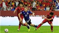 QUAY CHẬM: Công nghệ VAR đã khiến Việt Nam phải nhận bàn thua duy nhất trước Nhật Bản