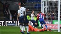 Video Crystal Palace 2-1 Tottenham: Sau trận thua M.U, Spurs chia tay 2 cúp trong 1 tuần