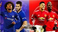 Bốc thăm vòng 5 cúp FA: M.U chạm trán Chelsea