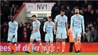 Ngoại hạng Anh vòng 24: Chelsea thảm bại khó tin, Liverpool mất điểm