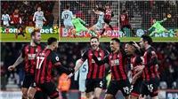 VIDEO Bournemouth 4-0 Chelsea: Higuain ra mắt thảm họa, The Blues thảm bại khó tin