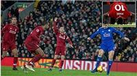 VIDEO Liverpool 1-1 Leicester: Mất điểm đáng tiếc, The Kop lỡ cơ hội bứt phá