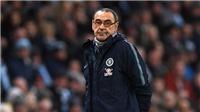 Chelsea: Cầu thủ đã phát ngán Sarri-ball, Sarri sẽ đi về đâu?