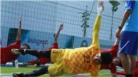 U22 Việt Nam quyết nhất bảng A, dù phải đá bán kết nắng nóng